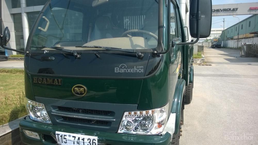 Hưng Yên bán xe tải Ben Hoa Mai 3 tấn, chỉ còn một xe duy nhất quý khách nhanh tay đặt hàng-1