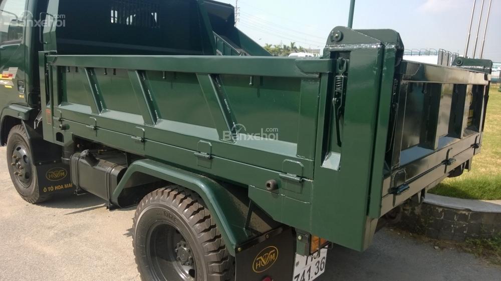 Hưng Yên bán xe tải Ben Hoa Mai 3 tấn, chỉ còn một xe duy nhất quý khách nhanh tay đặt hàng-2