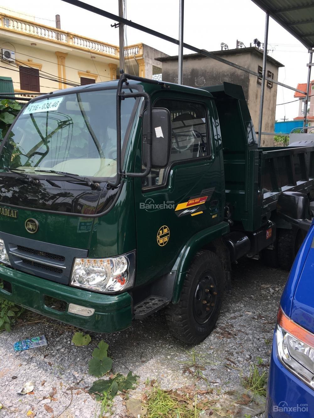 Hưng Yên bán xe tải Ben Hoa Mai 3 tấn, chỉ còn một xe duy nhất quý khách nhanh tay đặt hàng-4
