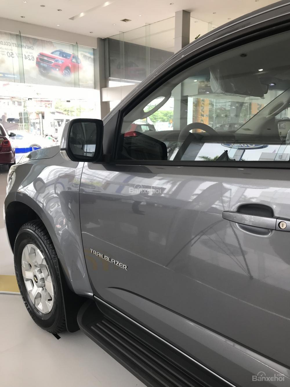 Bán ô tô Chevrolet Trailblazer 2018, xe nhập, giảm ngay 40 triệu, LH 0904016692-5