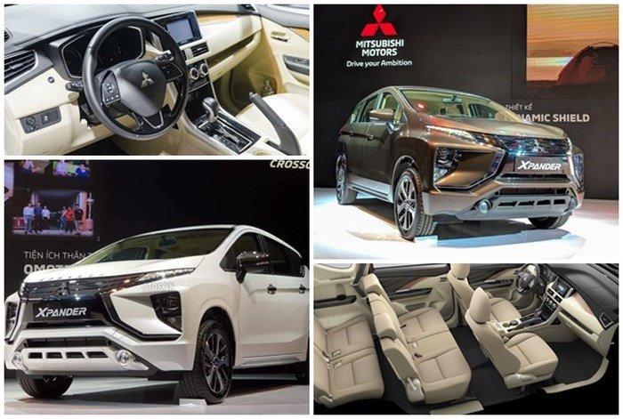 Rẻ nhất phân khúc, Mitsubishi Xpander vẫn tặng thêm phụ kiện 20 triệu đồng..