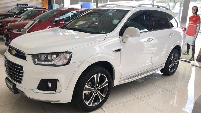 Những mẫu ô tô đã dừng bán tại Việt Nam năm 2018 a6