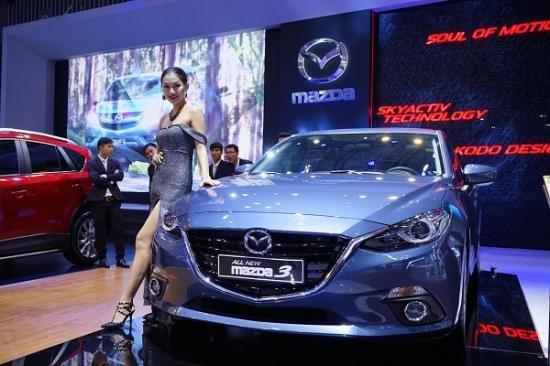Chăm sóc và bảo dưỡng xe Mazda 3 a1