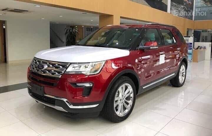 An Đô Ford bán Ford Explorer Limited 2019 đủ màu giao ngay, LH0974286009 giá ưu đãi-2