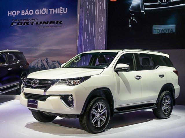 Thị trường SUV tháng 7/2018: Toyota Fortuner không mở bán, toàn phân khúc ảm đạm 3