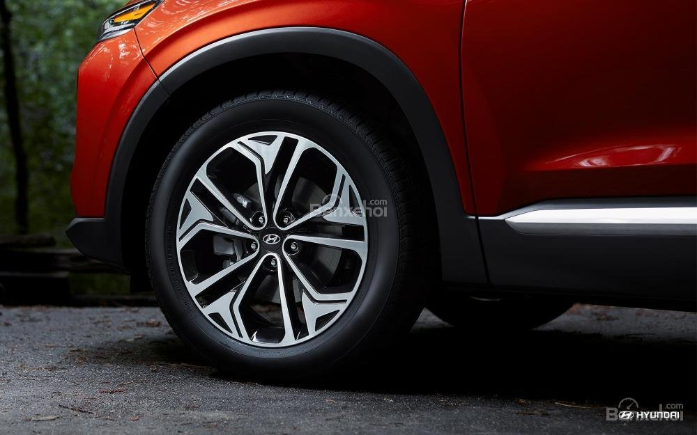 Hyundai Santa Fe 2019 sắp bán tại Việt Nam a4
