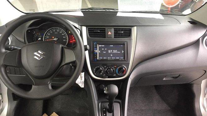Suzuki Celerio 2018 đã có mặt tại đại lý, thêm phụ kiện để tăng lợi thế cạnh tranh với Hyundai Grand i10 2