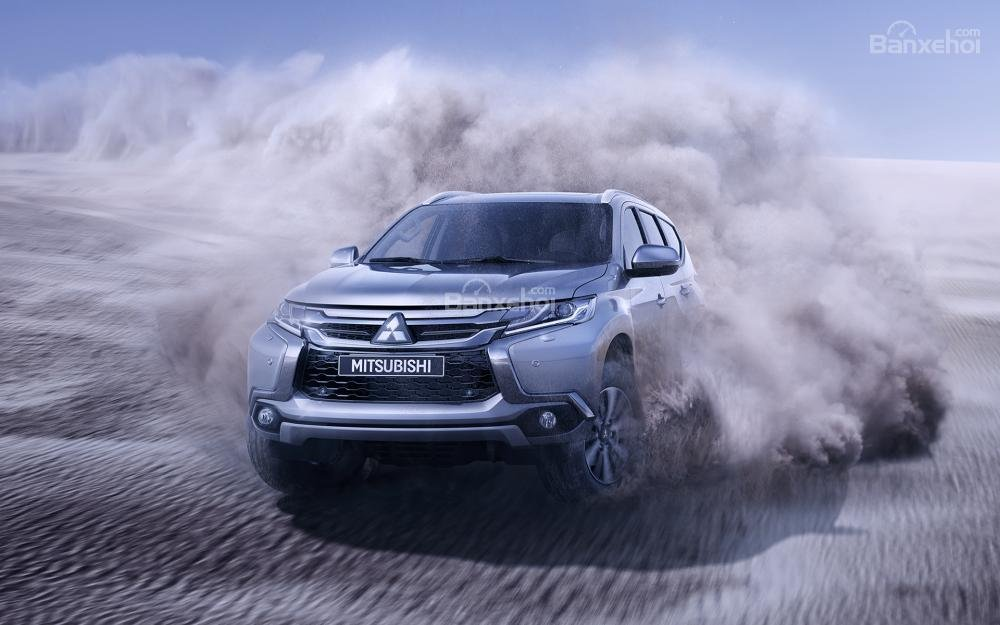 chi tiết Mitsubishi Pajero Sport 2018 25