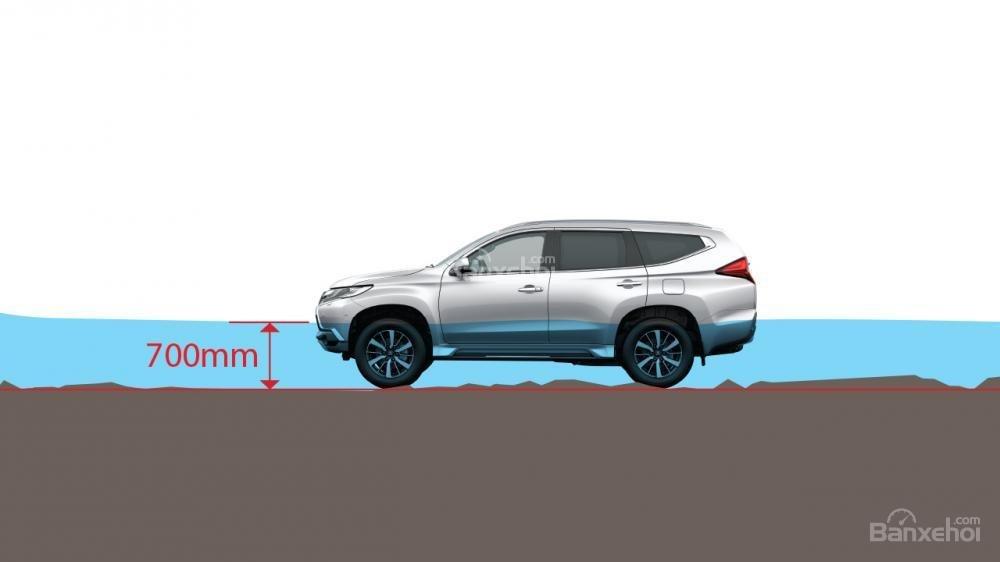 Chi tiết Mitsubishi Pajero Sport 2018 23