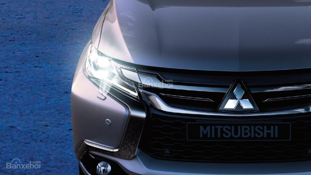 Chi tiết Mitsubishi Pajero Sport 2018 6