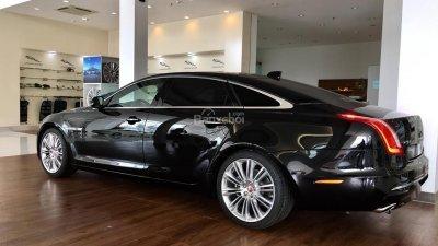 Ban Gia Xe Jaguar Xjl 3 0 Portfolio Mau đỏ đen đời 2017