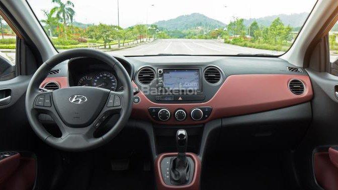 Chọn tân binh nhập khẩu Toyota Wigo hay ông vua doanh số được lắp ráp trong nước Hyundai Grand i10? 16.