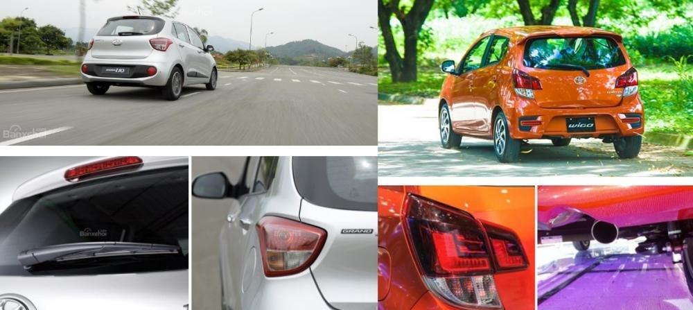Chọn tân binh nhập khẩu Toyota Wigo hay ông vua doanh số được lắp ráp trong nước Hyundai Grand i10? 5.