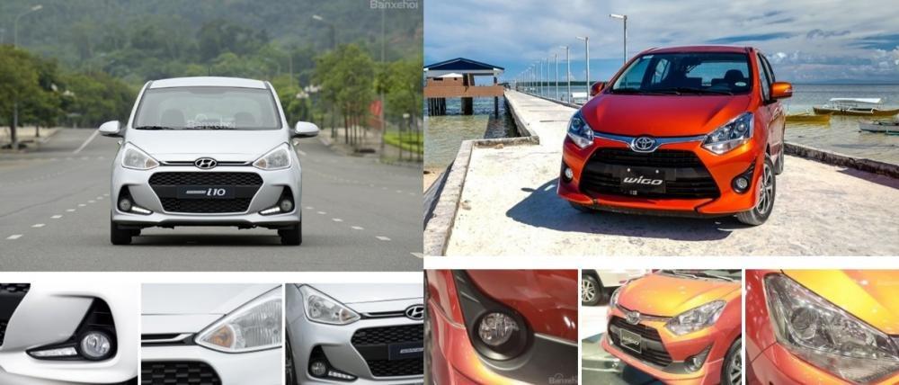 Chọn tân binh nhập khẩu Toyota Wigo hay ông vua doanh số được lắp ráp trong nước Hyundai Grand i10? 3.