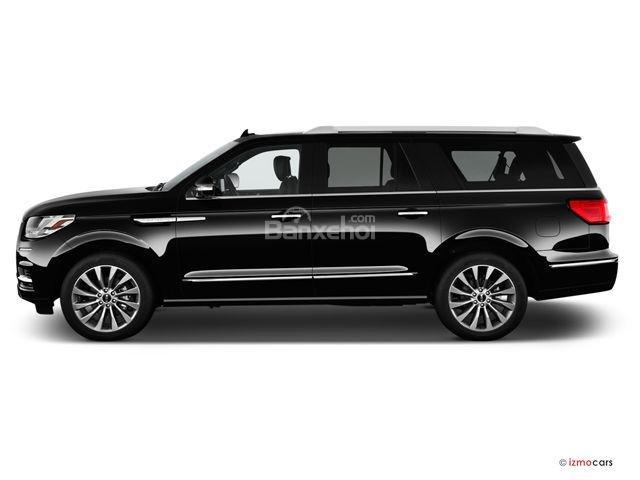Đánh giá xe Lincoln Navigator 2018.