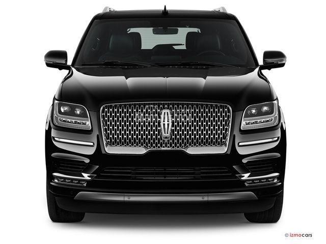 Đánh giá xe Lincoln Navigator 2018 đầu xe