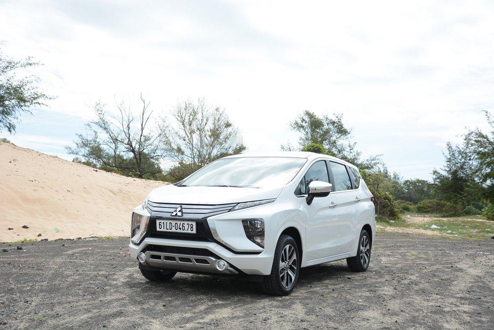 Đánh giá xe Mitsubishi Xpander 2019 1.5 AT giá 650 triệu đồng vừa mở bán tại Việt Nam a2