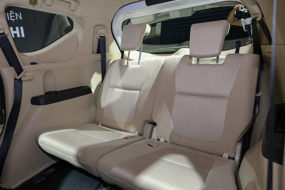 Đánh giá xe Mitsubishi Xpander 2019 1.5 AT: Hàng ghế thứ 3 1