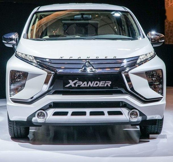 Đánh giá xe Mitsubishi Xpander 2019 1.5 AT về đầu xe: Thiết kế hướng tương lai 1