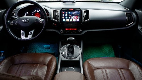 Bán Kia Sportage sản xuất 2012, giá 720 triệu (7)