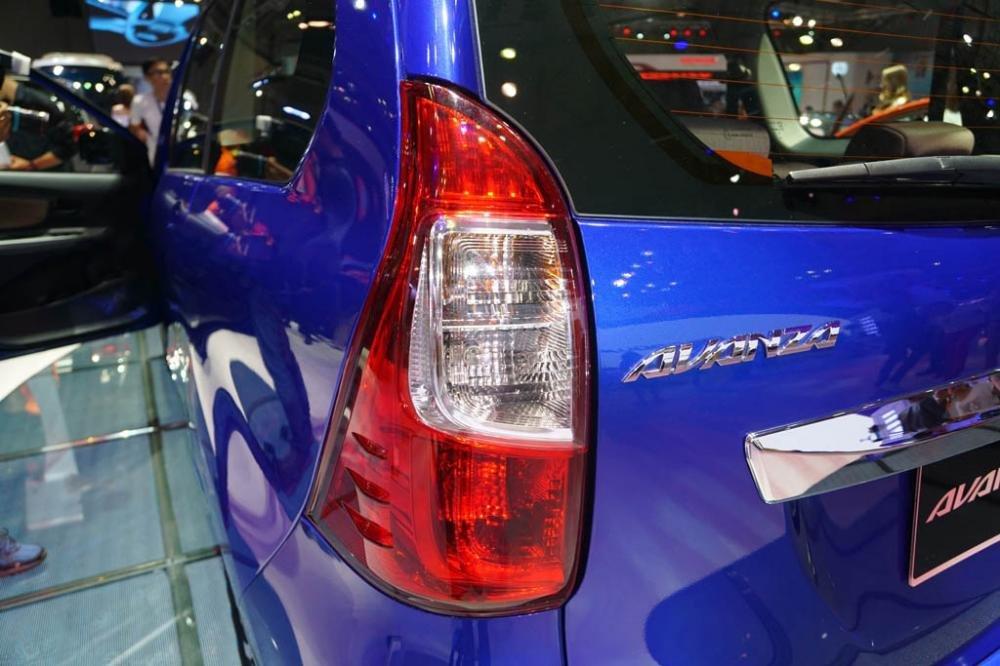 So sánh Mitsubishi Xpander và Toyota Avanza về đuôi xe 7