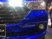 So sánh Mitsubishi Xpander và Toyota Avanza về đầu xe 6