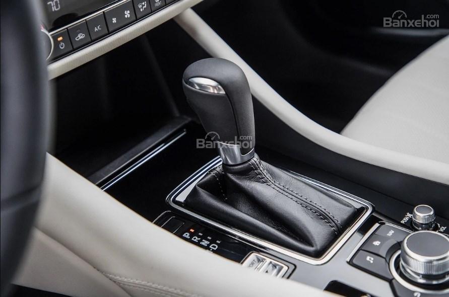 So sánh xe Mazda 6 2.5T và Mazda CX-5 2018: Sedan hay crossover? - Ảnh 12.