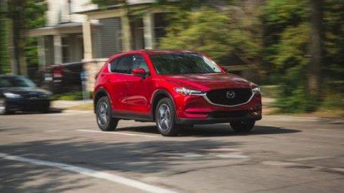 So sánh xe Mazda 6 2.5T và Mazda CX-5 2018: Sedan hay crossover? - Ảnh 32.