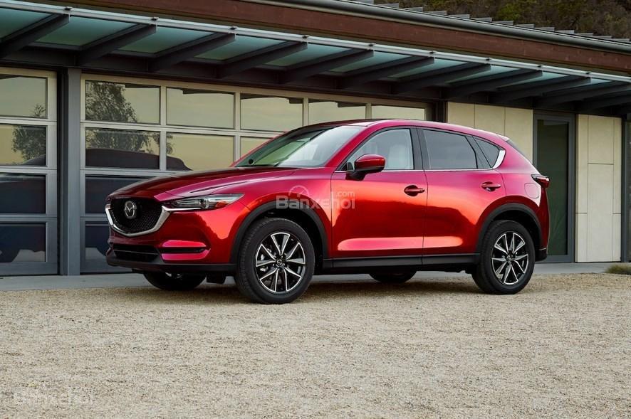 So sánh xe Mazda 6 2.5T và Mazda CX-5 2018: Sedan hay crossover? - Ảnh 7.