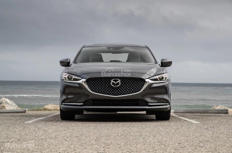 So sánh xe Mazda 6 2.5T và Mazda CX-5 2018: Sedan hay crossover? - Ảnh 3.
