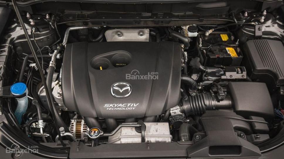 So sánh xe Mazda 6 2.5T và Mazda CX-5 2018: Sedan hay crossover? - Ảnh 30.