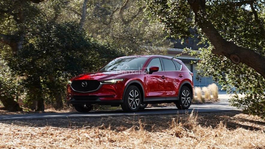 So sánh xe Mazda 6 2.5T và Mazda CX-5 2018: Sedan hay crossover? - Ảnh 24.