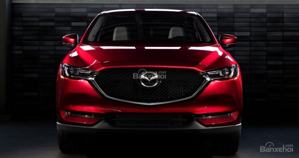 So sánh xe Mazda 6 2.5T và Mazda CX-5 2018: Sedan hay crossover? - Ảnh 6.