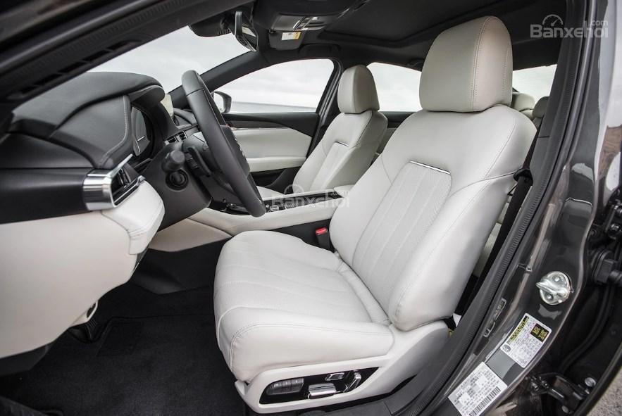 So sánh xe Mazda 6 2.5T và Mazda CX-5 2018: Sedan hay crossover? - Ảnh 17.