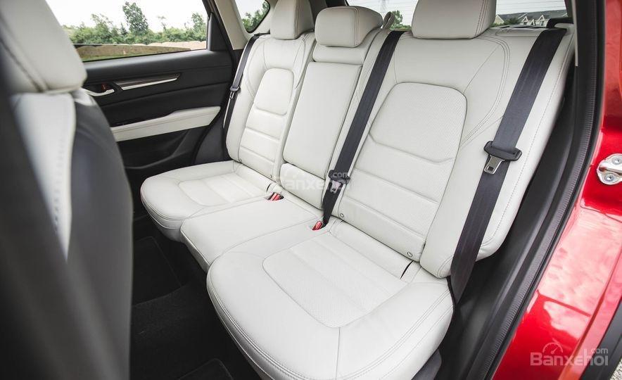 So sánh xe Mazda 6 2.5T và Mazda CX-5 2018: Sedan hay crossover? - Ảnh 20.