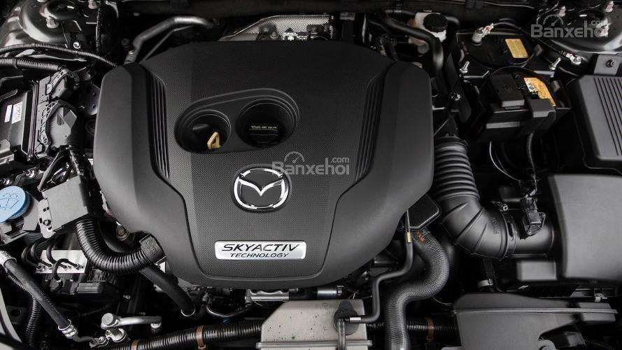 So sánh xe Mazda 6 2.5T và Mazda CX-5 2018: Sedan hay crossover? - Ảnh 25.