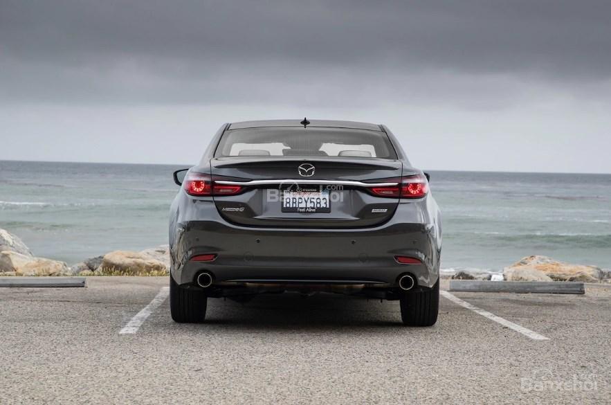 So sánh xe Mazda 6 2.5T và Mazda CX-5 2018: Sedan hay crossover? - Ảnh 5.