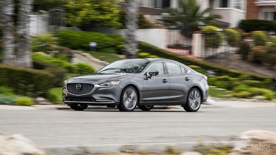 So sánh xe Mazda 6 2.5T và Mazda CX-5 2018: Sedan hay crossover? - Ảnh 23.