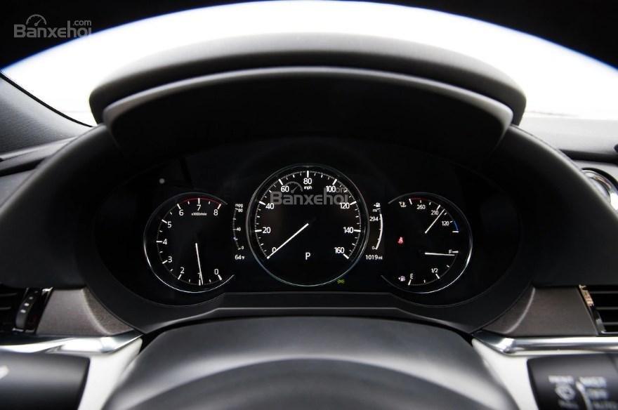 So sánh xe Mazda 6 2.5T và Mazda CX-5 2018: Sedan hay crossover? - Ảnh 11.