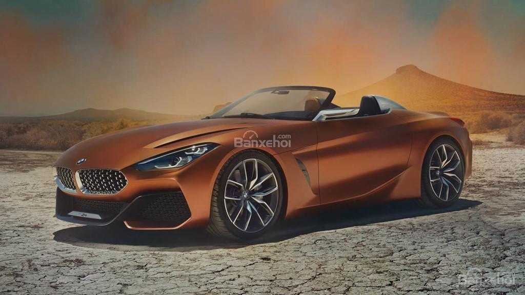 So sánh BMW Z4 thế hệ cũ và mới 2a