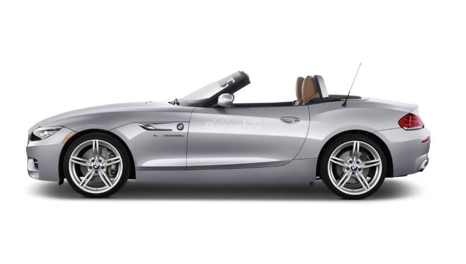 So sánh BMW Z4 thế hệ cũ và mới về thân xe 1a