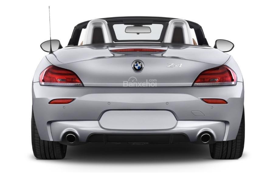 So sánh BMW Z4 thế hệ cũ và mới về đuôi xe 1a