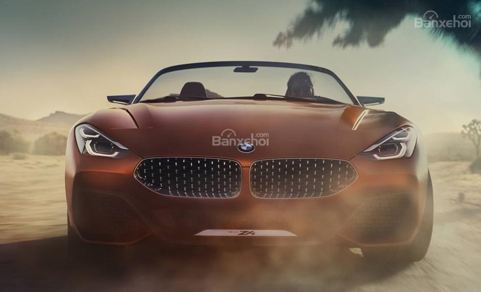 So sánh BMW Z4 thế hệ cũ và mới về đầu xe 2a
