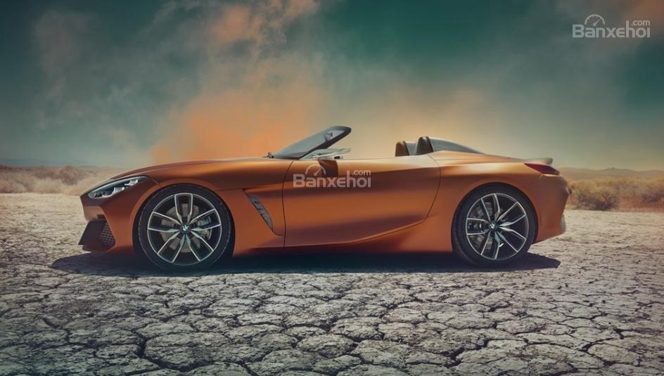 So sánh BMW Z4 thế hệ cũ và mới về thân xe 2a