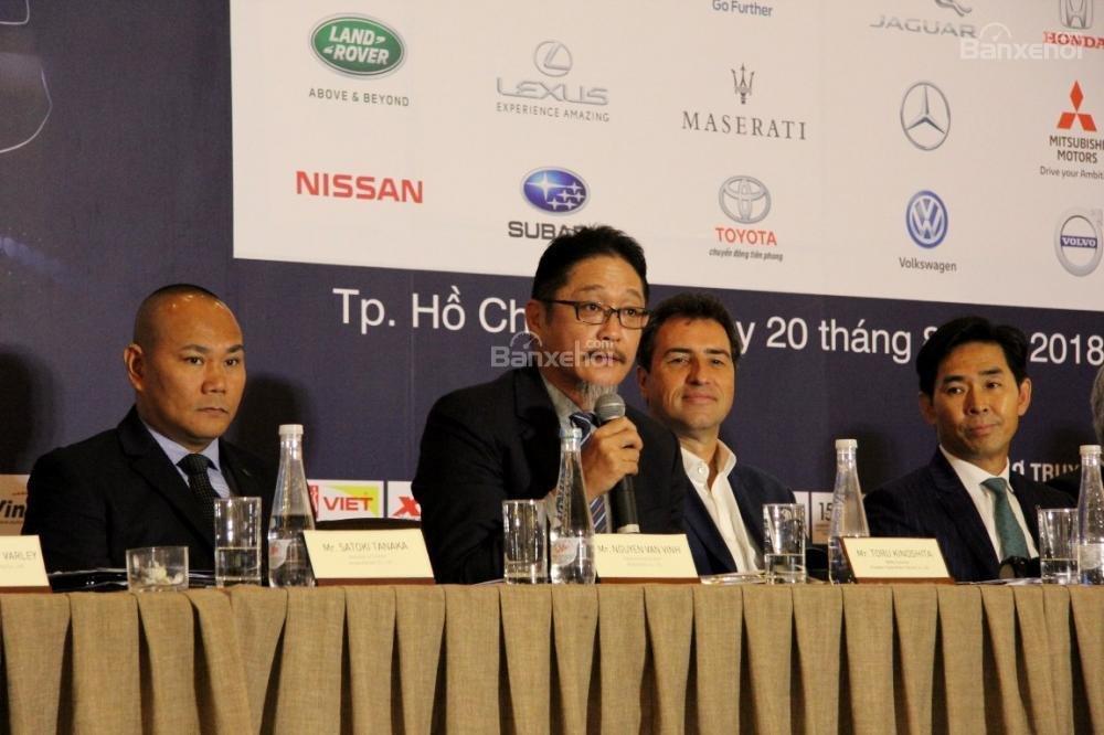Chủ tịch Hiệp hội các nhà sản xuất xe ô tô VAMA