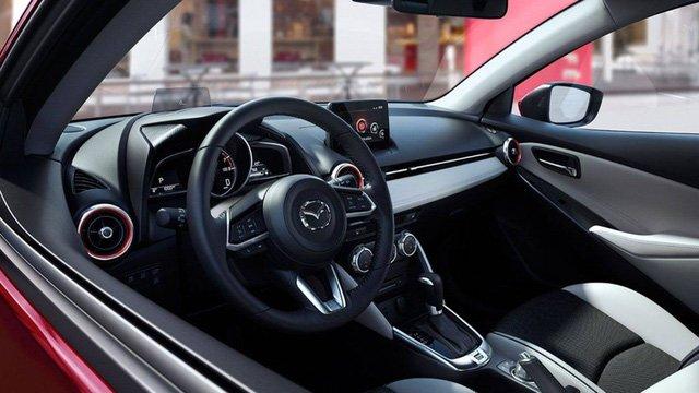 Mazda 2 bản nâng cấp sắp ra mắt Việt Nam, đối đầu Yaris và Honda Jazz - Ảnh 1.