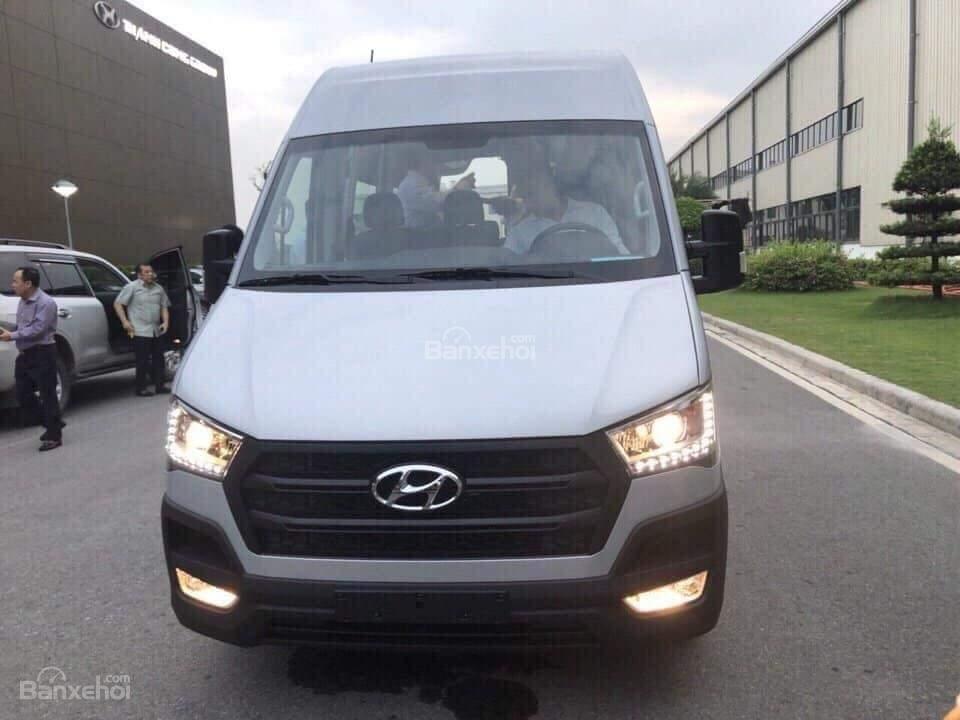 Bán Hyundai Solati màu bạc giá cực tốt giao ngay, cùng nhiều quà tặng hấp dẫn, LH 0907.822.739 (3)