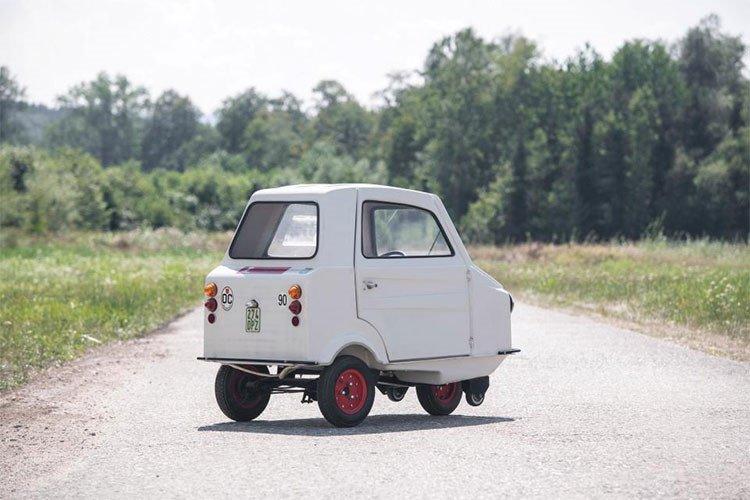 Ngắm 2 mẫu xe ô tô nhỏ nhất toàn cầu có giá chưa đến 150 triệu đồng 2.