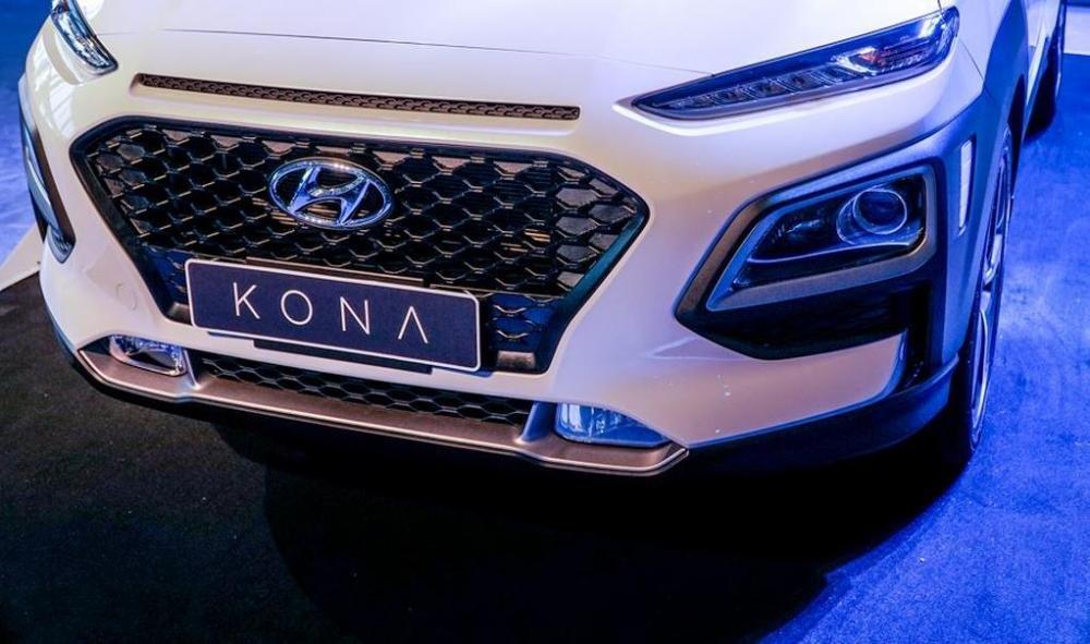 Hyundai Kona chính thức trình làng tại Việt Nam, đối đầu Ford EcoSport 5