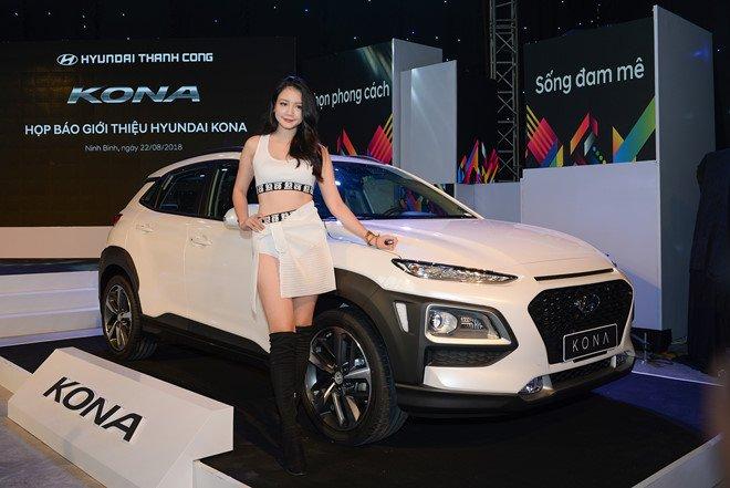 Giá lăn bánh Hyunda Kona 2018 lắp ráp tại Việt Nam mới nhất.